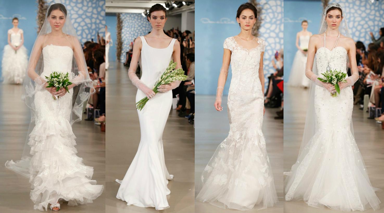 Какие свадебные платья сейчас в моде фото